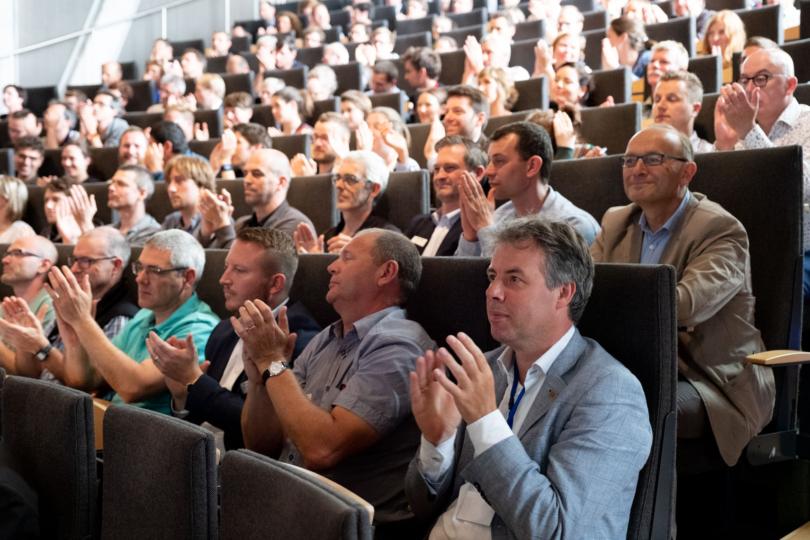 Fietscongres van de VSV in Congrescentrum Lamot - Foto David Legreve